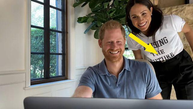 """Książę Harry i Meghan Markle pojawili się w serialu dokumentalnym """"The Me You Can't See"""""""