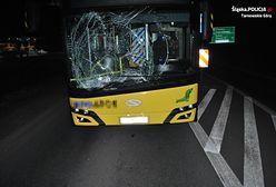 Śląskie. Tragiczny wypadek w Świerklańcu. Autobus potrącił pieszego