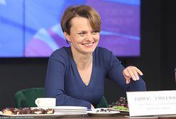 Jadwiga Emilewicz chciałaby wspólnego świętowania w Dniu Kobiet