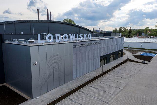 Śląskie. Lodowisko im. Braci Nikodemowiczów to największa i najważniejsza inwestycja sportowa w Bytomiu w XXI wieku.