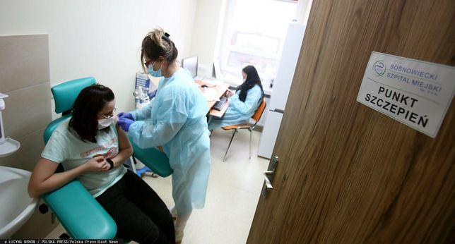 Koronawirus w Polsce. Ministerstwo Zdrowia przekazało dane dotyczące NOP po podaniu preparatów na COVID-19