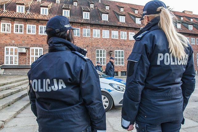 Sylwester 2020. Policjanci otrzymali instrukcję dot. pracy w sylwestra / foto ilustracyjne