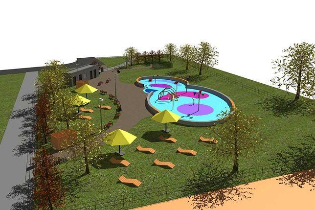 Na Os. Tysiąclecia powstanie wodny plac zabaw