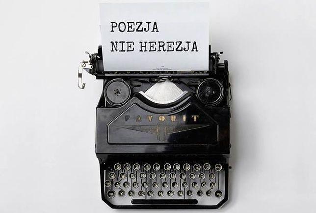 Poezja nie herezja. Przyjdź na spotkanie literackie z Martą Falkowską