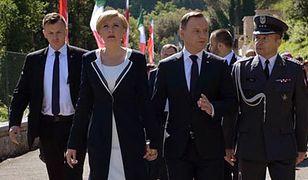 Uroczystości na Polskim Cmentarzu Wojennym na Monte Cassino