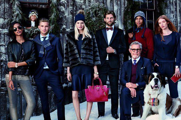 Elegancja w sportowym stylu - to charakterystyczna cecha ubrań marki Tommy Hilfiger