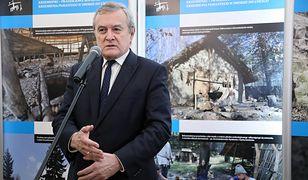 Piotr Gliński, wicepremier i minister kultury