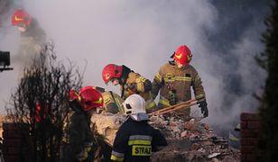 Szczyrk. W wyniku wybuchu gazu zginęła 8-osobowa rodzina