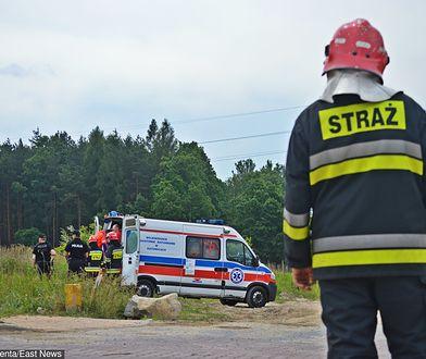 Zdjęcie ilustracyjne/Wypadku w Łupowie nie przeżył jeden z trzech robotników