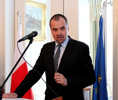 Ambasador Polski w Szwajcarii Jakub Kumoch