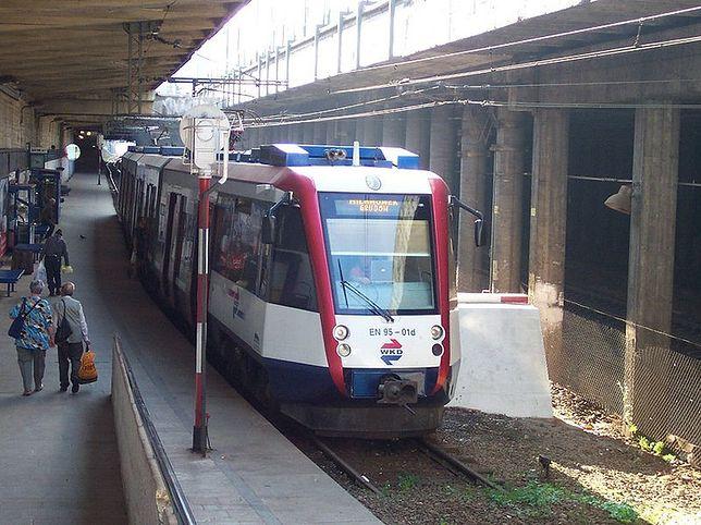 Szwajcarzy sfinansują 6 nowych pociągów dla WKD!
