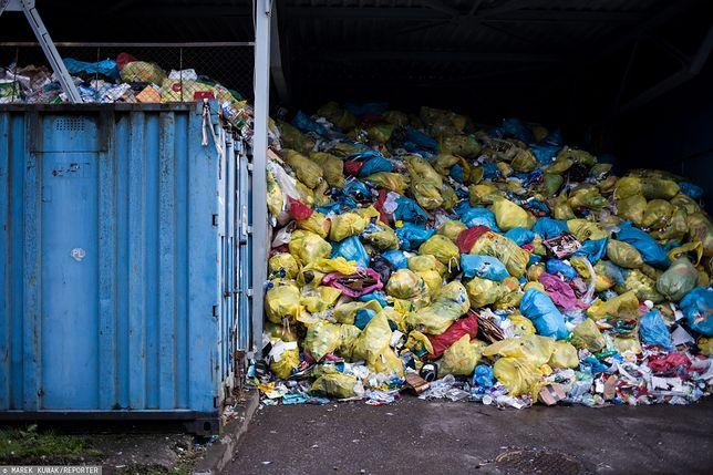 Warszawa. Sortownia śmieci na Siekierkach przestała działać. Przetwarzała odpady z zachodnich dzielnic Warszawy