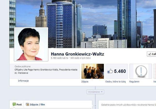 Ponad 3 tysiące za prowadzenie profilu!