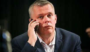 Tomasz Siemoniak uważa, że Adam Andruszkiewicz niedługo zostanie odwołany ze stanowiska wiceministra cyfryzacji
