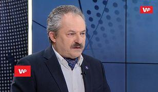 Marek Jakubiak skomentował zarobki Gronkiewicz-Waltz w NBP
