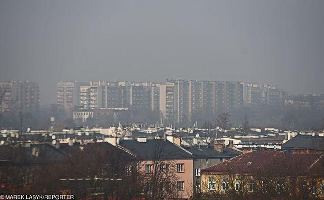 Smog Kraków - 27 grudnia