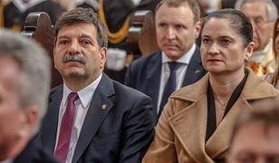 Posłanka PiS Dorota Arciszewska-Mielewczyk nie chciała rozmawiać o protestujących w Sejmie