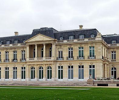 Główna siedziba Organizacji Współpracy Gospodarczej i Rozwoju mieści sie w Paryżu w Château de la Muette