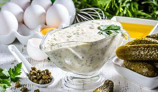 Lekki sos tatarski