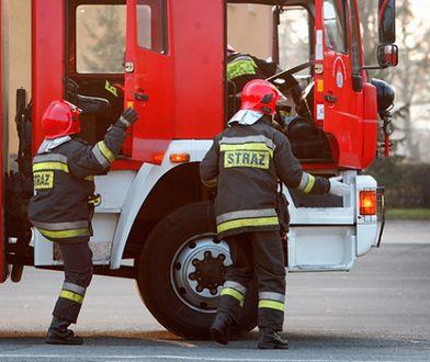 Warzymice: Pożar szklarni. Paliły się materiały PCV