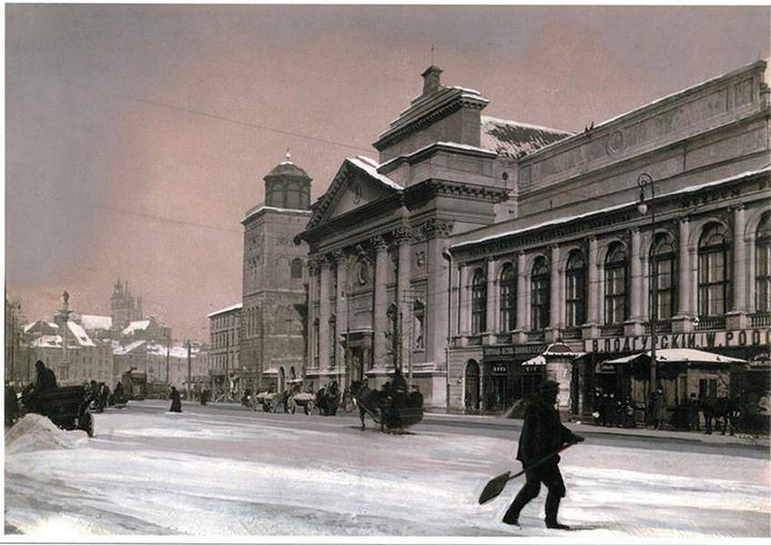 Co wiesz o Krakowskim Przedmieściu? (spacer z przewodnikiem)