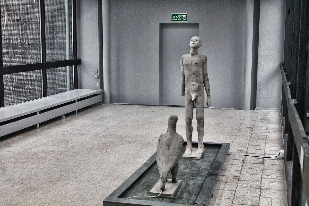 Prace w Muzeum Sztuki Nowoczesnej obrażają ludzkie uczucia?