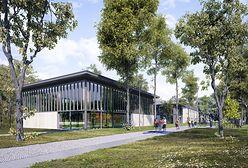 W Konstancinie-Jeziornie powstaje Centrum Hydroterapii [ZDJĘCIA]