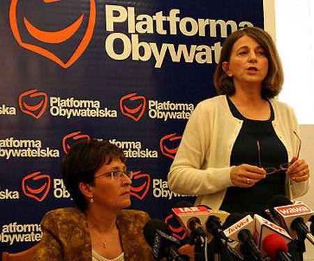KE: nie zapadła decyzja ws. udziału Radziszewskiej w jury