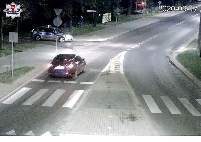 """Powiat łukowski. Kobieta straciła """"angielskie"""" prawo jazdy"""
