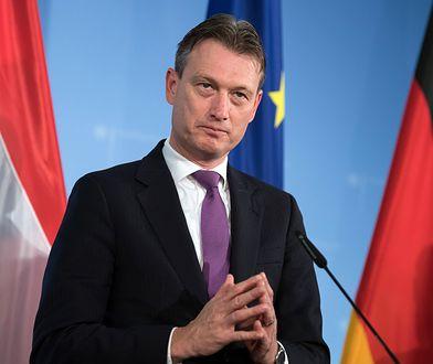 Szef holenderskiej dyplomacji Halbe Zijlstra przyznał się do kłamstwa