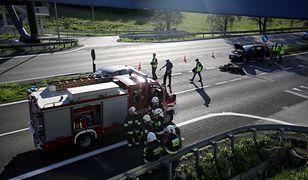 Łódzkie: Tragiczny wypadek na DK92. Zginęły dwie osoby
