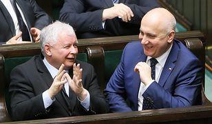 Joachim Brudziński: Ujazdowski dwukrotnie próbował doprowadzić do rozłamu PiS