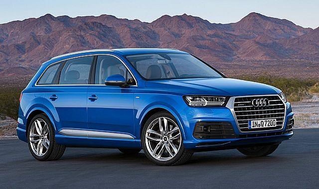 SUV-y napędzają sprzedaż Audi