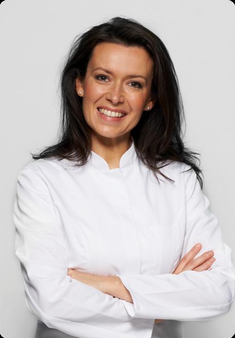 dr n. med. Magdalena Łuczkowska, dermatolog i ekspert