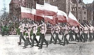 Marsz młodych narodowców