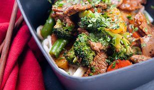 Stir fry - sposób na pyszne i wartościowe potrawy