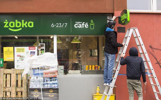 Żabka zamierza wprowadzić w Polsce bezobsługowe sklepy.