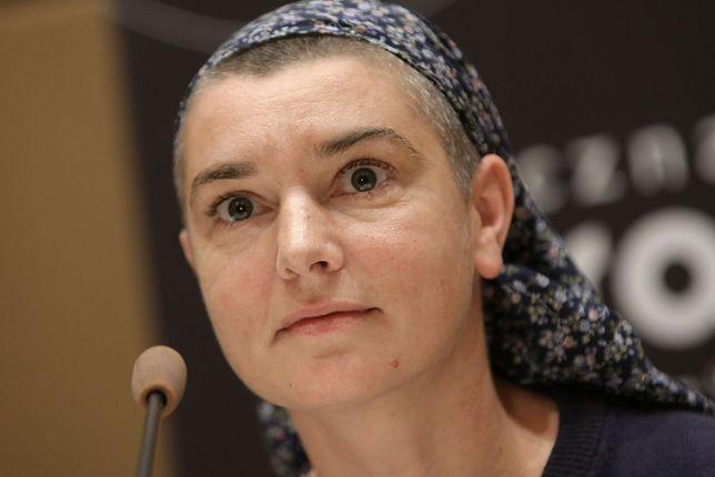 Sinead O'Connor przeszła na islam. Zmieniła imię, nazwisko i nosi hidżab