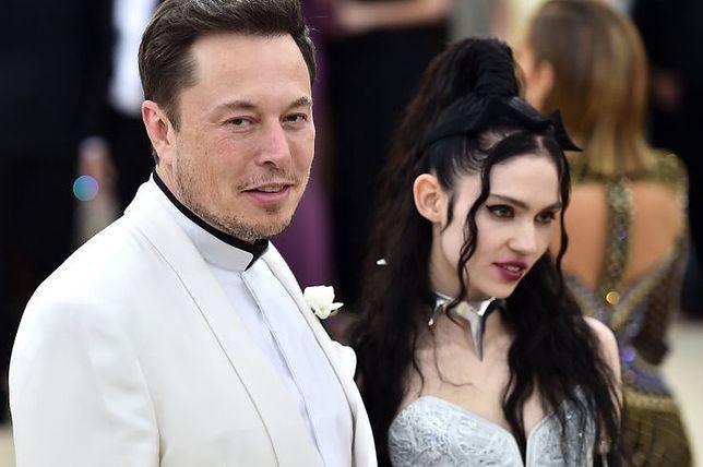 Nazwali syna X Æ A-12. Musk tłumaczy, jak się to wymawia