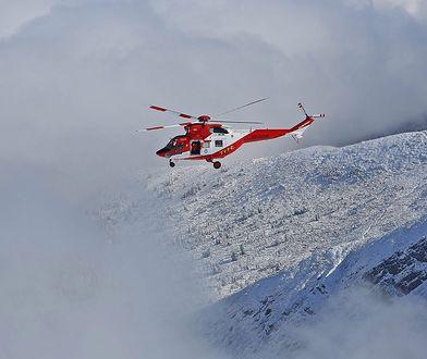 Turysta zginął w Tatrach. Spadł w okolicach Rysów