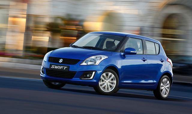Suzuki Swift: sprzedadzą 100 sztuk za 33 900 zł