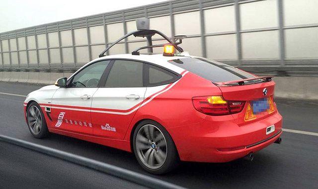 Chińska firma internetowa Baidu stworzy autonomiczny samochód