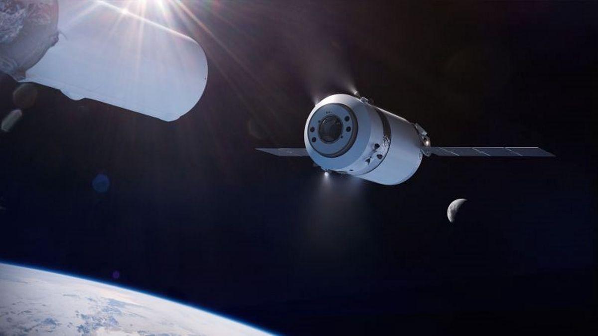 SpaceX Starlink - inna duża konstelacja prywatnych satelitów