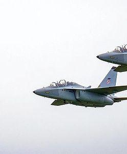 Polska otrzymała nowe samoloty szkolno-bojowe M-346 Bielik