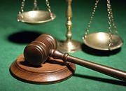 Sędziowie walczą z lichwiarzami