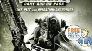 DLC do Fallout 3 na płycie