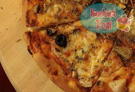 Dziecinnie prosta domowa pizza
