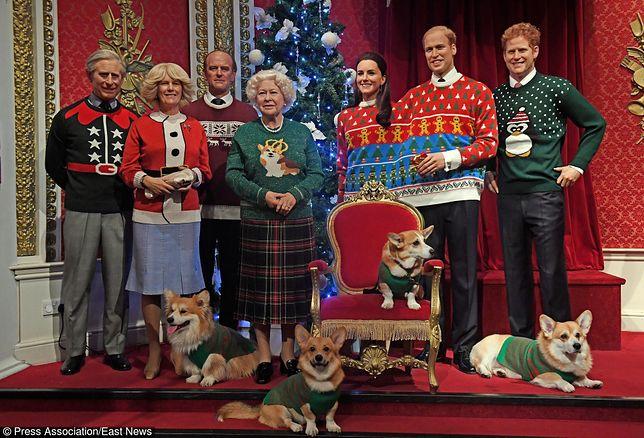 Odważnych kreacji nie obawia się bawet brytyjska rodzina królewska