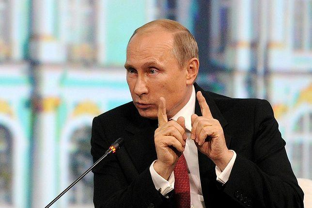 Władimir Putin w drodze na spotkanie z Trumpem przeleciał nad Estonią bez pozwolenia