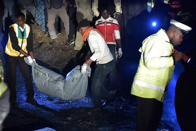Wybuch cysterny z gazem na drodze w Kenii. 30 zabitych, wielu rannych